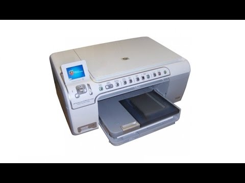 HP PHOTOSMART C5280 ALL IN ONE PRINTER WINDOWS 7 64BIT DRIVER
