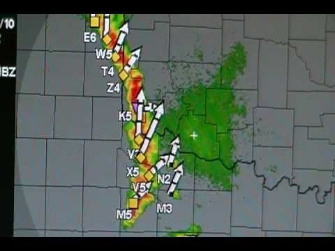 SVR for Portions of 7 Counties in Texas and 4 Counties in Oklahoma {EAS #232} 4-2-12