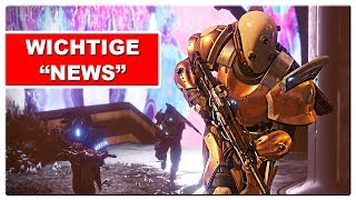 Destiny 2 - NEWS UPDATE OSIRIS DLC!