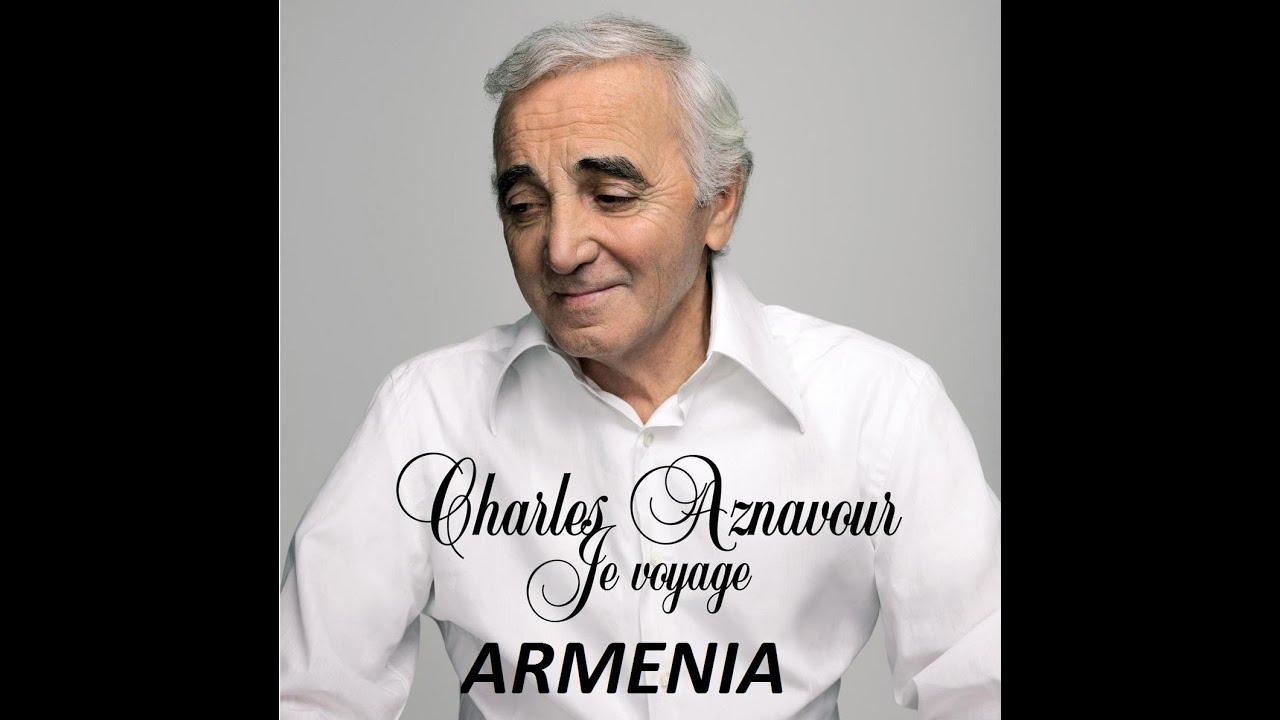 Charles Aznavour - Ti lasci Andare Шарль Азнавур Շառլ ...