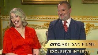 DOWNTON ABBEY - Interview (Elizabeth McGovern, Jim Carter) | AMC Theatres (2019)