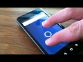 Get point touch or cursor on Android