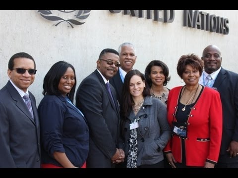NAACP and the United Nations Human Rights Committee in Geneva