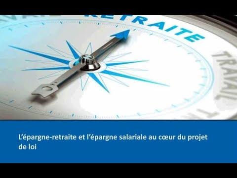 Webinaire SMAvie - Loi Pacte : quels impacts sur votre épargne retraite ?