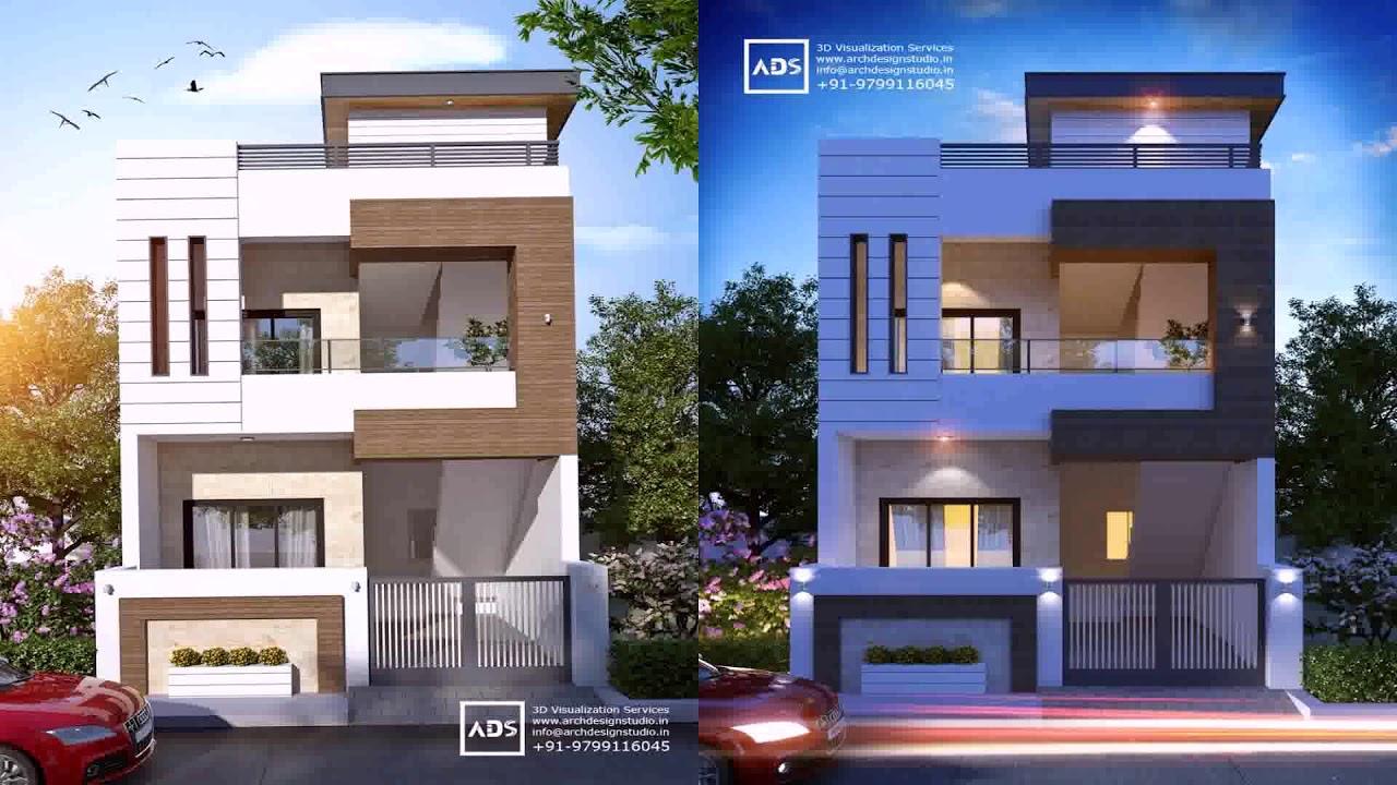 Captivating House Inside Arch Design