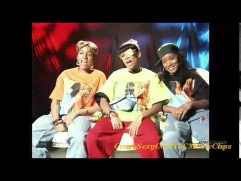 CrazySexyCool TLC movie Group interview on MTV