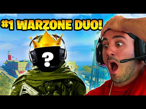 """""""THE #1 WARZONE DUO!"""" 🤯"""