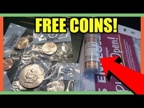 FREE COINS GIVEAWAY - LITTLETON COIN COMPANY REVIEW