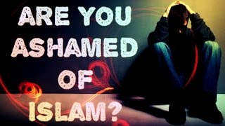 Gambar cover Are You Ashamed? ᴴᴰ ┇ Powerful Speech ┇ The Daily Reminder ┇
