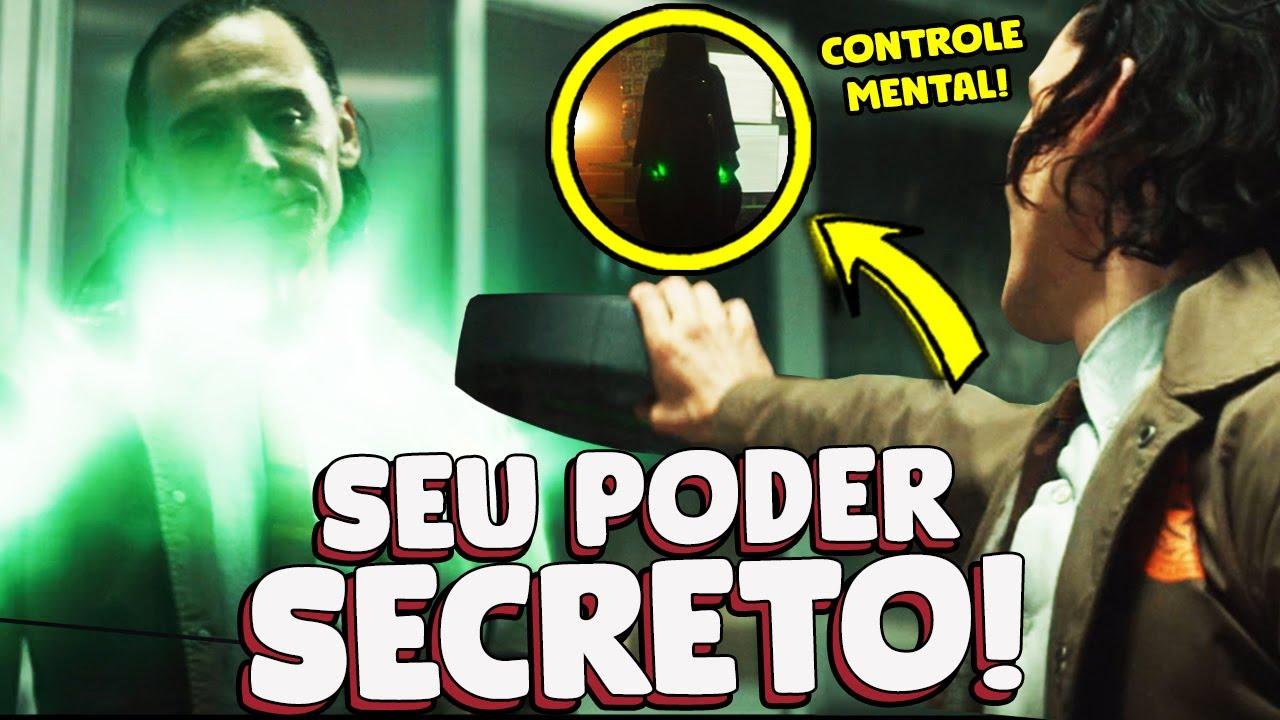 23 PODERES SECRETOS DO LOKI! CONTROLE MENTAL, IMORTALIDADE E MUITO MAIS!