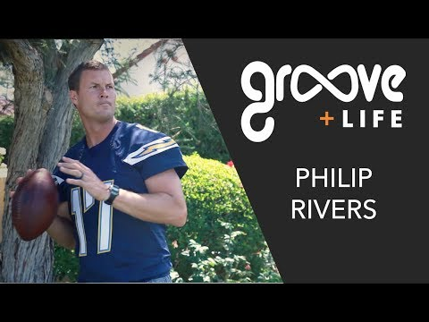 Why NFL QB Philip Rivers Wears A Groove Ring