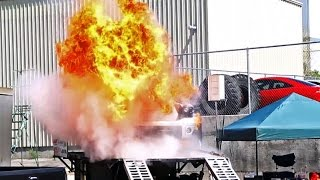 Repeat youtube video DYNO FAILS | DISASTERS | EXPLOSIONS | MISHAPS