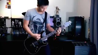 ONE OK ROCK - The Beginning [Guitar Cover]
