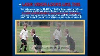 Sauganash Eye Center's Nicholas Charles Caro's LASIK Ruined My Vision!!