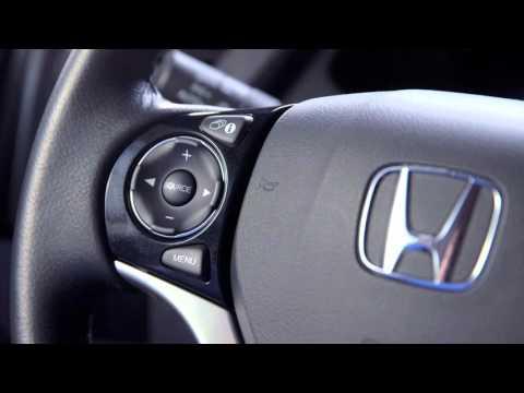 Honda Display Audio: Steering-Wheel Control Shortcuts