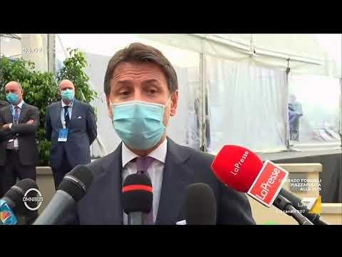 Coronavirus, Giuseppe Conte: