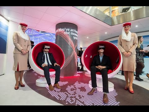 Hello ITB 2017 | Emirates Airline