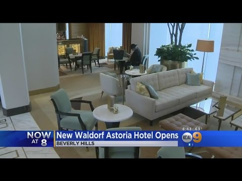 Beverly Hills Gets New Luxury Hotel