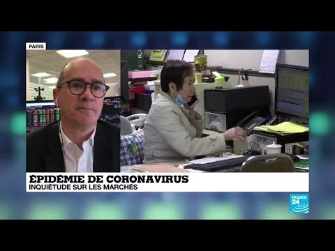 Coronavirus: la santé de l'économie mondiale menacée ?
