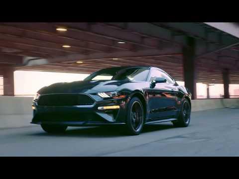 First Drive: Behind The Wheel Of The 2019 Mustang Bullitt