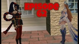 Episode 62 - Hanabi & Odette ( FANMADE CROSSOVER GTA hero moba mobile ml x aov x kog )