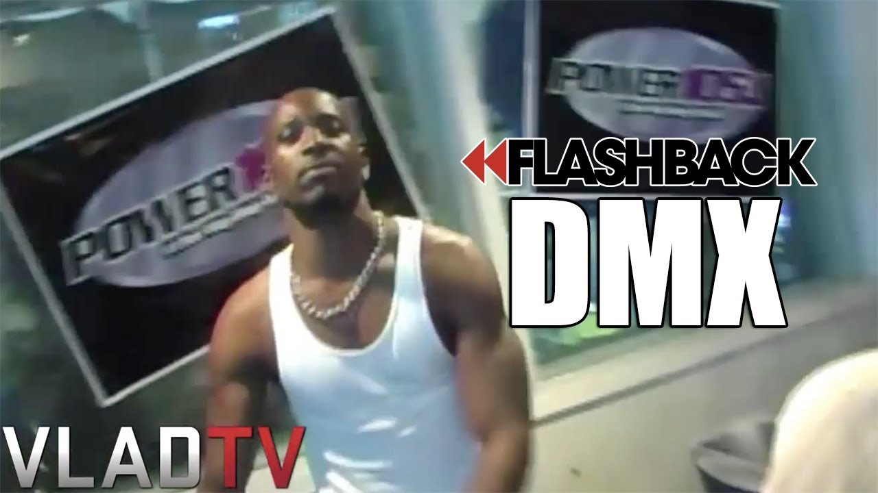 Flashback: DMX Does Best Omarion Impersonation & Busts Out 50 Push-Ups