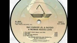 Ray Parker Jr & Raydio - Still In The Groove -