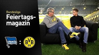 BVB Matchday Magazine w/ Erik Durm | Hertha BSC - BVB
