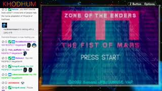 Zone of the Enders: The Fist of Mars, Part 1