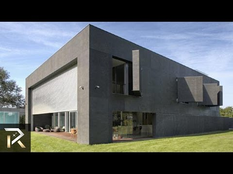 10 Houses That Are ZOMBIE-PROOF