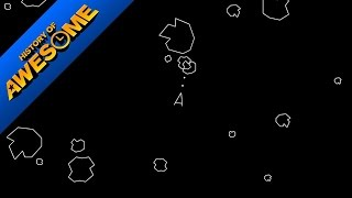 Asteroids, a Fluid Game Still Enjoyable Today