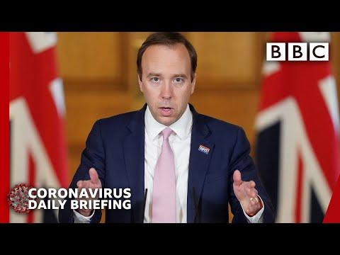 We Will Not Open Schools Until It Is Safe Hancock Coronavirus Daily Update Uk Bbc News Bbc Youtube
