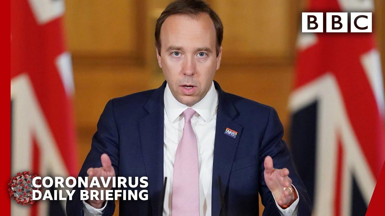 We will not open schools until it is safe - Hancock | Coronavirus Daily Update UK