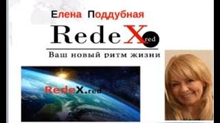 Подробный, Профессиональный вебинар RedeX от Елены Поддубной 24 07 2016