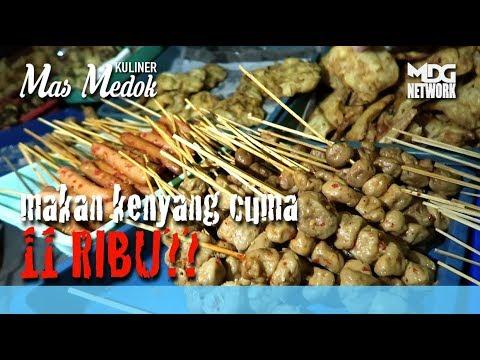 Kuliner Semarang Angkringan Simpang Lima