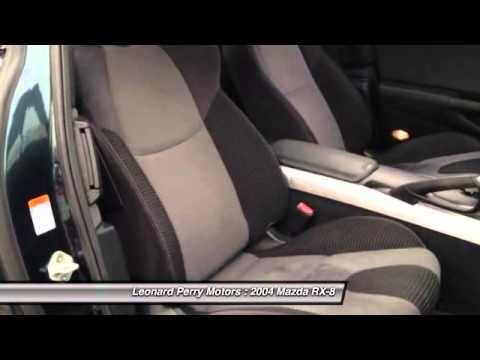 2004 mazda rx 8 automatic point pleasant beach nj 08742 for Leonard perry motors nj