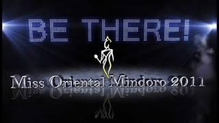 Miss Oriental Mindoro 2011 2nd Teaser