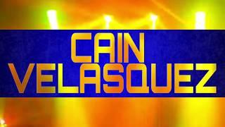 WWE Cain Velasquez 2019 official entrance theme song