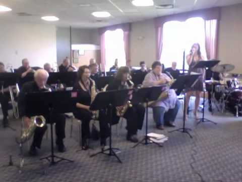 Will Power Big Band - Blue Skies