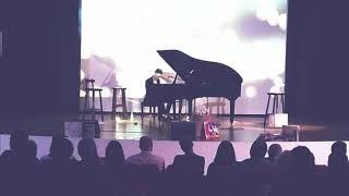 Dragon Ball Gt Dan dan kokoro hikareteku Piano cover by Denis Danese Live.mp3