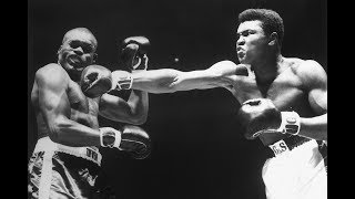 Top 10 Muhammad Ali dodging 21 punches throwback Best Fight and KO