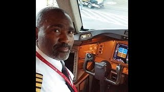 KQ pilot who flew the Inaugural direct flight to NewYork retires