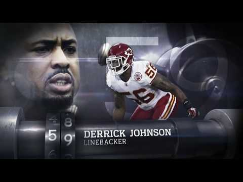 #59 Derrick Johnson (LB, Chiefs) | Top 100 Players of 2013 | NFL