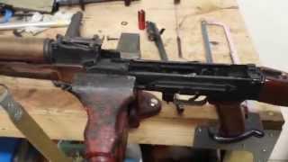 AK47 5k Rounds Torture Test Aftermath