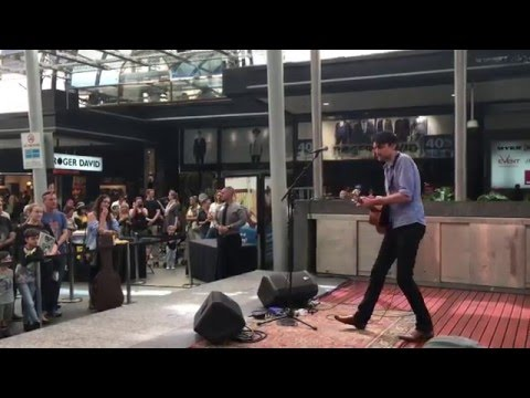 Paul Dempsey - Idiot Oracle Acoustic - Queen St Mall