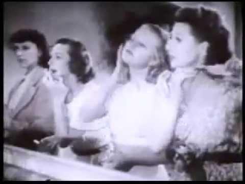 Priscilla Lane  Blooper  1940  Daughters Courageous
