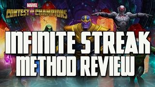4 star arena infinite streak review marvel contest of champions
