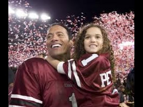 The Game Plan 2007 with Kyra Sedgwick, Madison Pettis, Dwayne Johnson Movie
