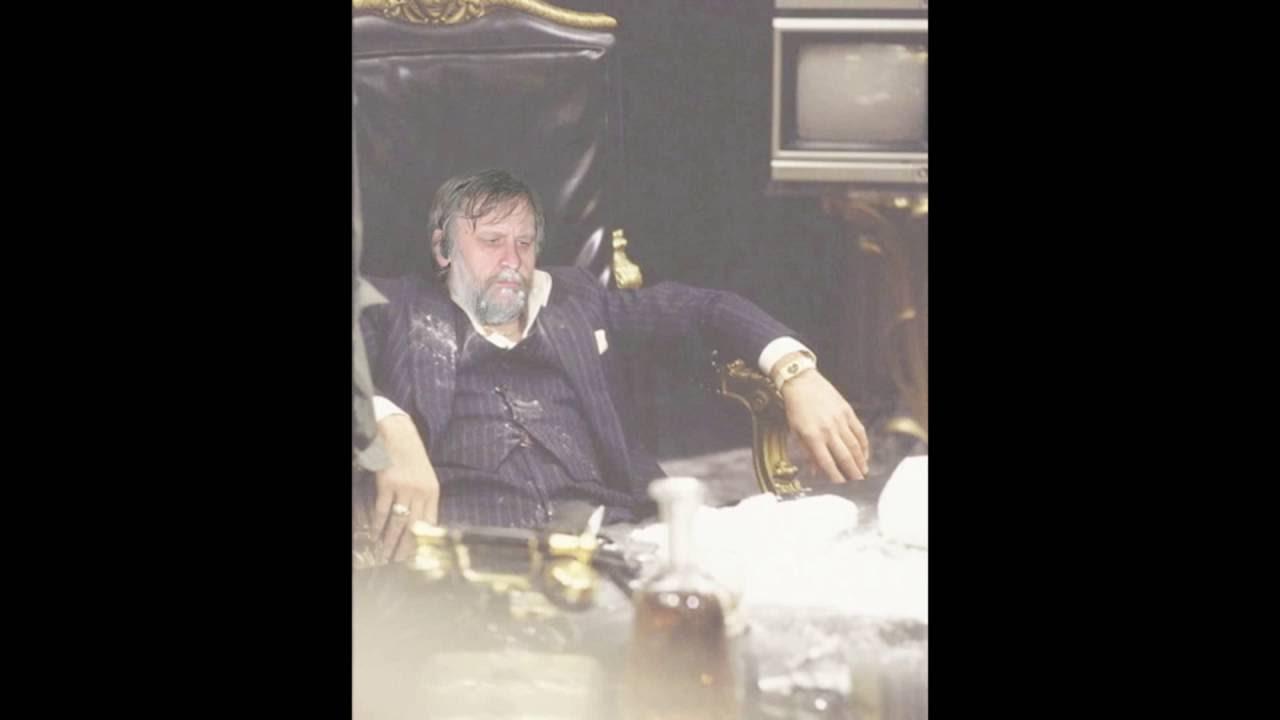 Slavoj Zizek On His Alleged Cocaine Use YouTube