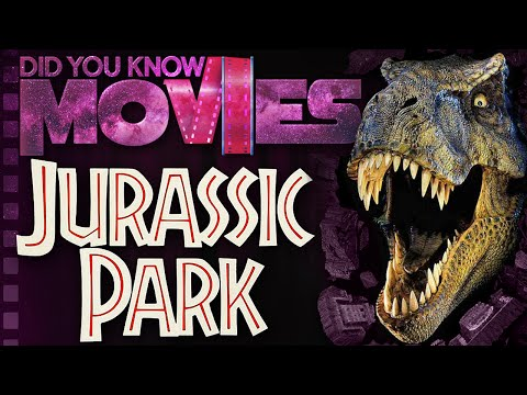 Download Youtube: Jurassic Park and the Soggy T-Rex ft. Egoraptor from Game Grumps - Did You Know Movies